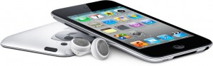 Apple iPod Touch Fourth Generation Design Hero